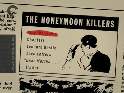 The Honeymoon Killers (1970) [Criterion Collection]