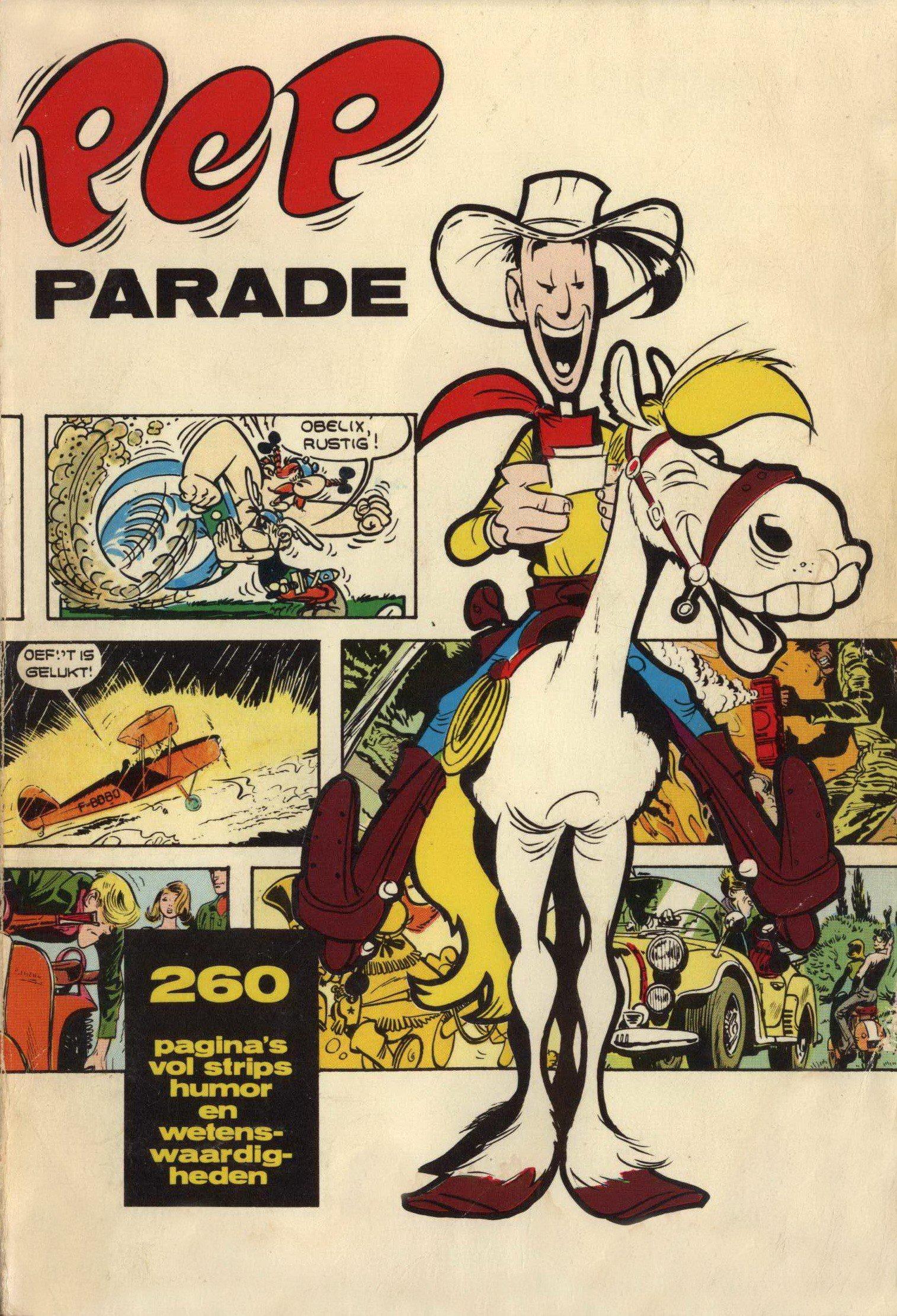 Pep Parade/Pep Parade - 10 - Pep Parade 10