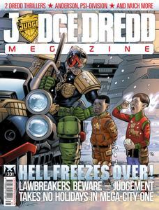 Judge Dredd Megazine 331 2012 Digital K6DVR