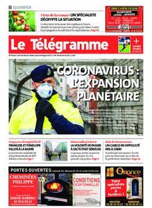Le Télégramme Quimper – 24 février 2020