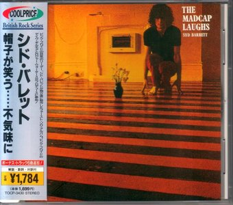 Syd Barrett - The Madcap Laughs (1970) {1998, Reissue, Japan}