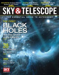 Sky & Telescope - January 2017