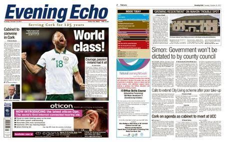 Evening Echo – October 10, 2017