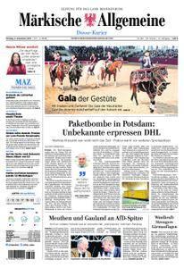 Märkische Allgemeine Dosse Kurier - 04. Dezember 2017