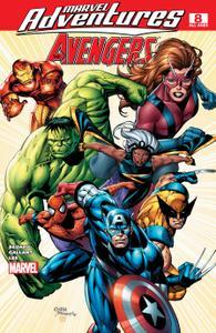 Marvel Adventures The Avengers 008 2007 Digital Shadowcat