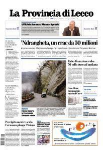 La Provincia di Lecco - 8 Febbraio 2017