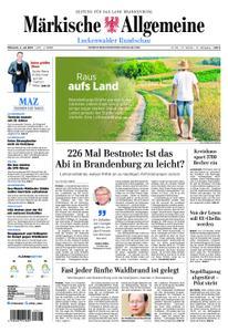 Märkische Allgemeine Luckenwalder Rundschau - 03. Juli 2019