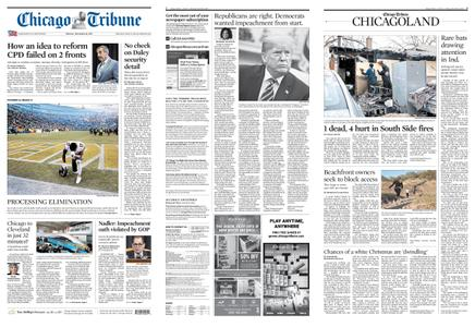 Chicago Tribune – December 16, 2019