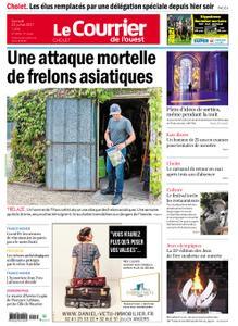 Le Courrier de l'Ouest Cholet – 24 juillet 2021