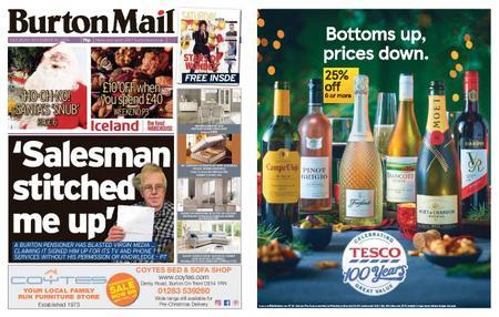 Burton Mail – November 30, 2019