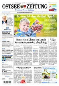 Ostsee Zeitung Wolgast - 11. Oktober 2017