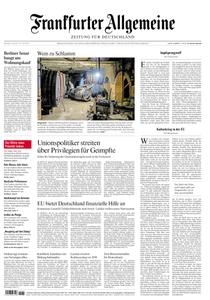 Frankfurter Allgemeine Zeitung - 26 Juli 2021