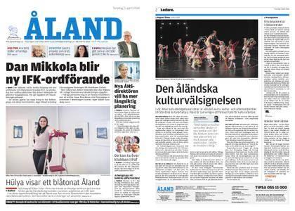 Ålandstidningen – 05 april 2018