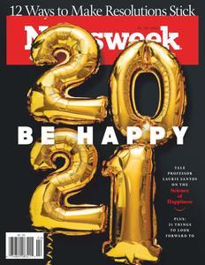 Newsweek USA - January 01, 2021