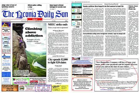 The Laconia Daily Sun – May 18, 2018