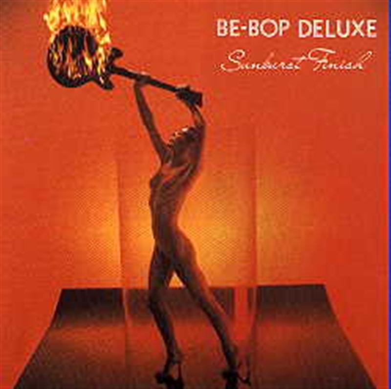 Be Bop Deluxe - Sunburst Finish (1976)