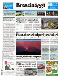 Brescia Oggi - 31 Ottobre 2017