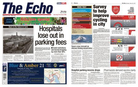 Evening Echo – March 29, 2021