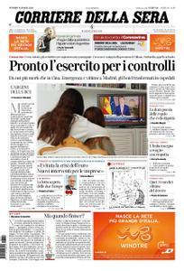 Corriere della Sera – 20 marzo 2020