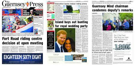 The Guernsey Press – 18 May 2018
