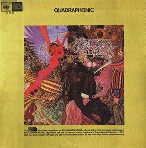 Santana - Abraxas {Quadraphonic} Vinyl Rip 24/96