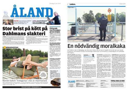 Ålandstidningen – 31 juli 2019