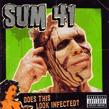 SUM41 4 ALBUMS