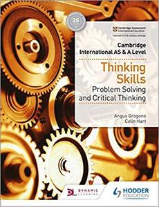 Cambridge International AS & A Level Thinking Skills