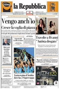 la Repubblica - 23 Dicembre 2019