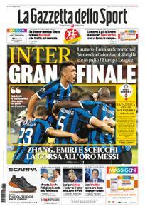 La Gazzetta dello Sport – 18 agosto 2020