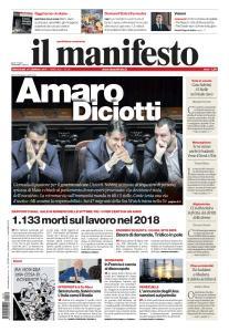 il Manifesto - 30 Gennaio 2019