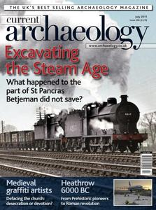 Current Archaeology - Issue 256