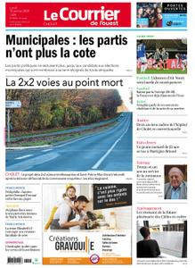 Le Courrier de l'Ouest Cholet – 13 janvier 2020