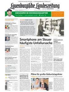 Lauenburgische Landeszeitung - 19. September 2017