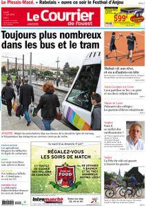 Le Courrier de l'Ouest Angers - 11 juin 2018