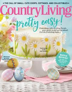 Country Living USA - April 2020