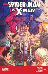 990 004 Spider Man  The X Men 004 2015 Digital Zone Empire cbr