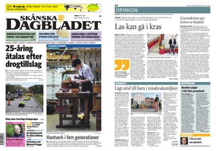 Skånska Dagbladet – 26 maj 2020