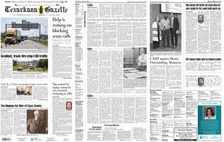 The Texarkana Gazette – May 16, 2019