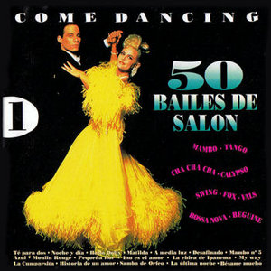 Víctor Palma - Come Dancing. 50 Bailes de Salón. vol 1 (1994)