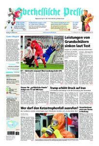 Oberhessische Presse Marburg/Ostkreis - 14. Oktober 2017