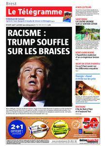 Le Télégramme Brest Abers Iroise – 01 août 2019