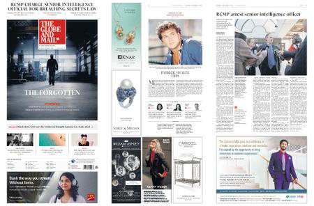 The Globe and Mail – September 14, 2019