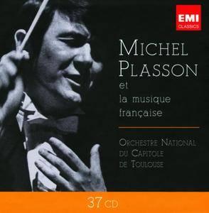 Michel Plasson - Michel Plasson et la Musique Française (2010) (37 CD Box Set)