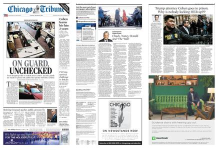 Chicago Tribune – December 13, 2018