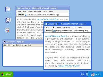 Actual Window Guard 8.14.1 Multilingual