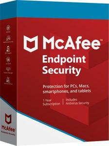 McAfee Endpoint Security for Mac 10.6.3