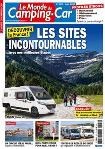 Le Monde du Camping-Car - juin 2020