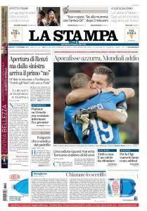 La Stampa Torino Provincia e Canavese - 14 Novembre 2017