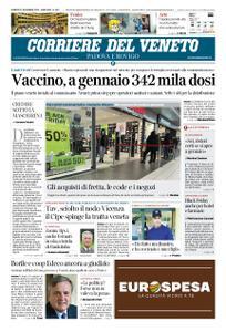 Corriere del Veneto Padova e Rovigo – 27 novembre 2020